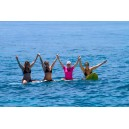 Line Up Surf- All Girls Surf Charters - The Maldives