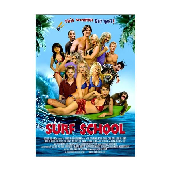 Line Up Surf - Surf School