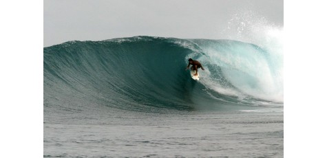 Maldives Surf Travel